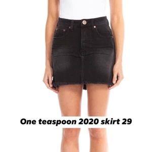 ONE TEASPOON 2020 SKIRT 29